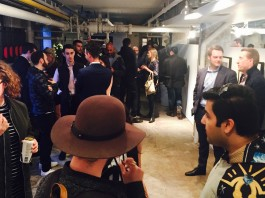 Tokyo Smoke party in Toronto