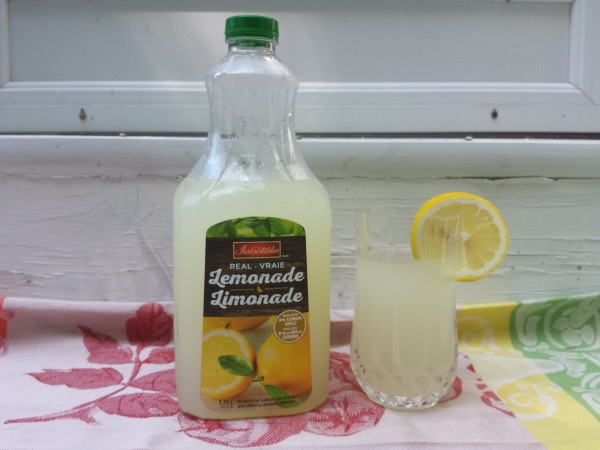 Irresistibles Real Lemonade from Metro
