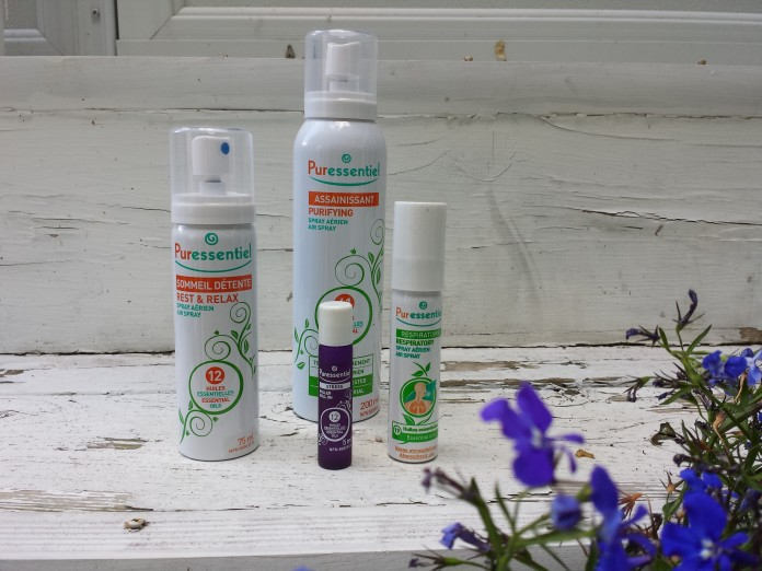 Puressentiel Sprays and Stress Roller