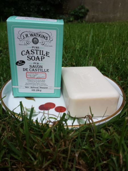 J.R. Watkins Pure Castile Soap in Clary Sage