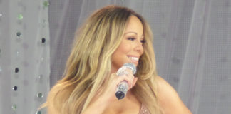 Mariah Carey will perform at Hudson's Bay Saks Fifth Avenue window unveiling in Toronto, Mariah Carey, by SKS2K6 - Own work, CC BY-SA 3.0, https://commons.wikimedia.org/w/index.php?curid=27307235