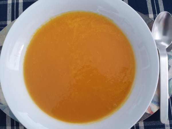 Canada's Own Butternut Squash Soup is perfect for fall dinner parties.