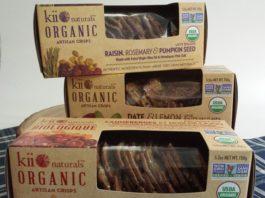 Kii Naturals Organic Artisan Crisps