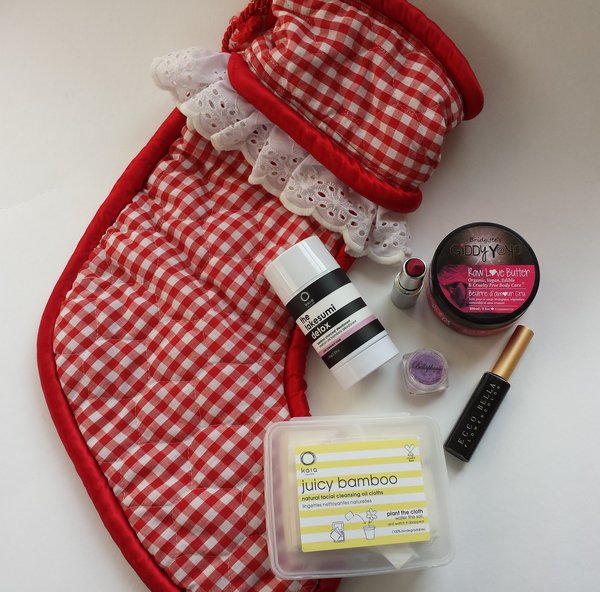 Natural Beauty Stocking Stuffers for Women
