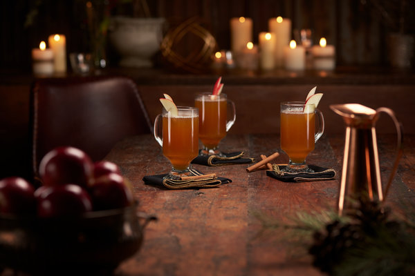 Bacardi Hot Toddy
