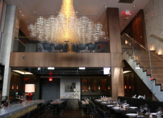 Nao Steakhouse in Toronto offers NYE 2017 menu