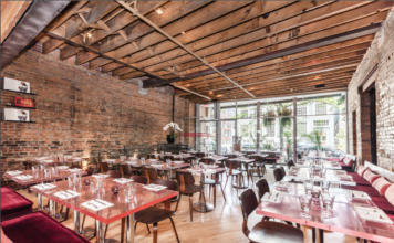 Lee Restaurant in Toronto
