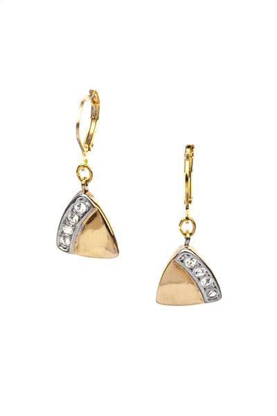 Mila Earrings, $48, from Green Bijou