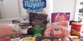 Groceries from Walmart.ca Grocery Pick Up at Penguin