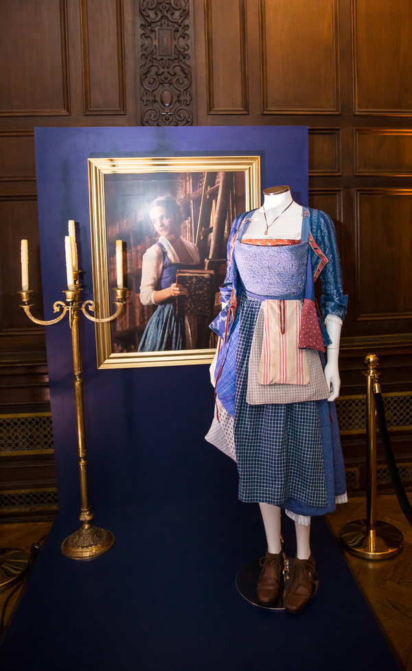 Beauty and the Beast Exhibit at Casa Loma is one of the most popular things to do Family Day Weekend in Toronto, photo courtesy of Casa Loma