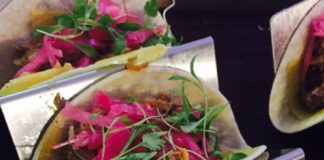 Carmen's Carnitas Tacos at Recipe for Change in 2016