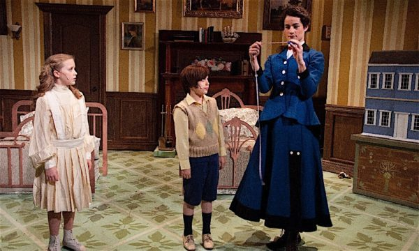 Mary Poppins at Lower Ossington Theatre, photo courtesy Lower Ossington Theatre