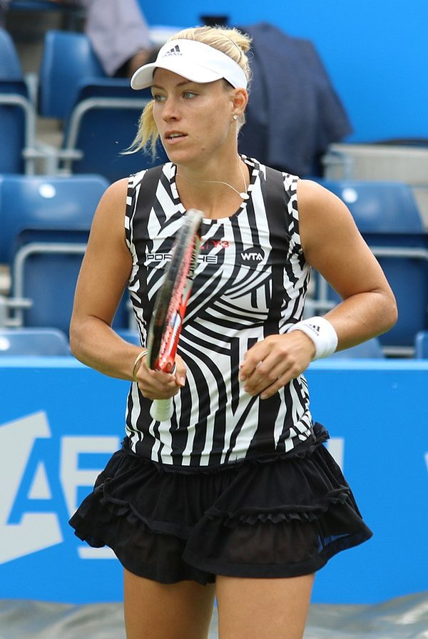 Angelique Kerber, photo by si.robi - Kerber BM16 (37), CC BY-SA 2.0, https://commons.wikimedia.org/w/index.php?curid=49582948