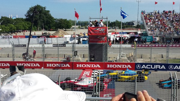 Honda Indy Toronto, photo credit S. Curnew