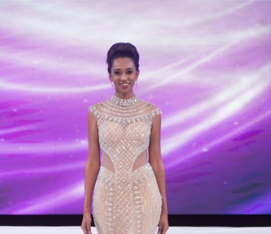 Maleeka Singh at Miss World Canada 2017
