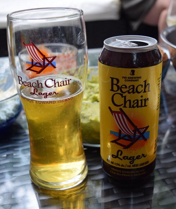 Beach Chair Lager
