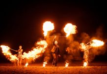 NorthFIRE at Toronto International BuskerFest will be one of the most exciting Labour Day weekend events in Toronto 2017