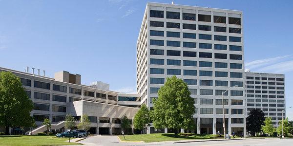 Safaa Elbanna's office at 251 Consumers Road, Toronto