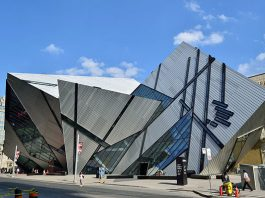 Royal Ontario Museum, By Raysonho @ Open Grid Scheduler / Grid Engine - Own work, CC0, https://commons.wikimedia.org/w/index.php?curid=40520916