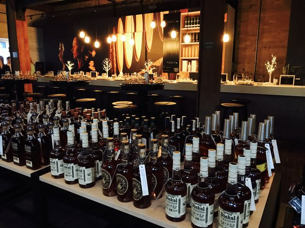 Main Space at LCBO Women and Whisky event at LCBO in Toronto