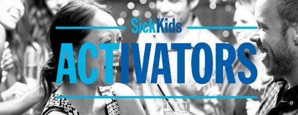 Sick Kids Activators