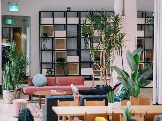 Love Child Social House at 69 Bathurst Street, Toronto is one of the most popular coworking spaces in Toronto