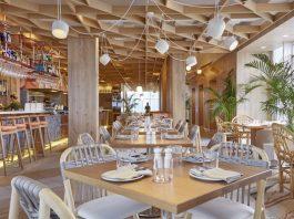 Kost Restaurant at Bisha Hotel