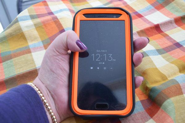 OtterBox Galaxy S7 Defender Series Realtree Case Xtra Camo