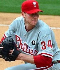 Roy Halladay To Pitch Against Blue Jays