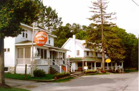 Miners' Bay Lodge, Gull Lake, Ontario