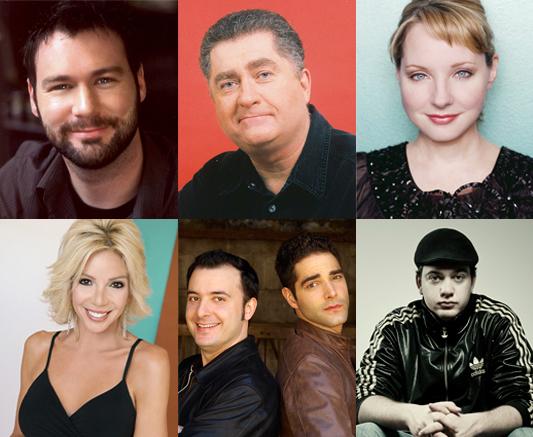 Comedy Night in Canada 2011