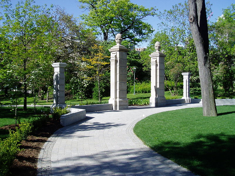 Philosopher's Walk at U of T