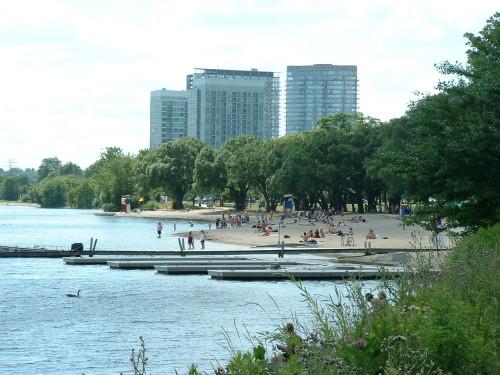 Sunnyside Beach, Toronto