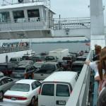 Wolfe Island Car Ferry
