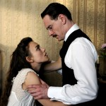 Keira Knightley, Michael Fassbender in A Dangerous Method