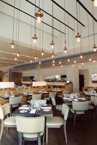 Luma Restaurant by Allison Loo