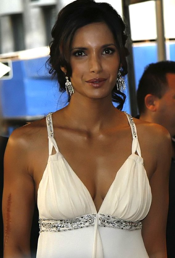 Top Chef's Padma Lakshmi by Tabercil