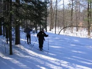 Nordic Skiing at Horseshoe Resort