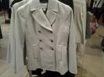 White Wool Women's Jacket from Banana Republic
