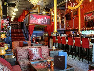 Pravda Vodka Bar Toronto