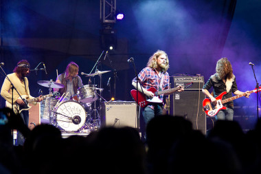 The Sheepdogs, photo by Tabercil