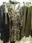 Patterned Wrap Dress from BCBGMaxazria