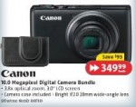 Canon 10 megapixel digital camera at Future Shop