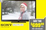 Sony Bravia 46 inch HDTV at Best Buy Canada