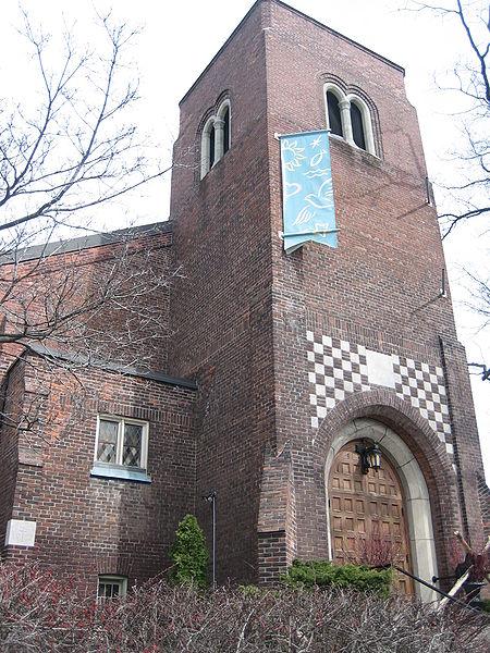 St. Cuthbert's Anglican Church by SimonP