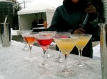 Icewine Martinis by Craig Hatfield