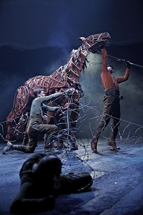 War Horse London Cast 2011 Brinkhoff / Mogenburg