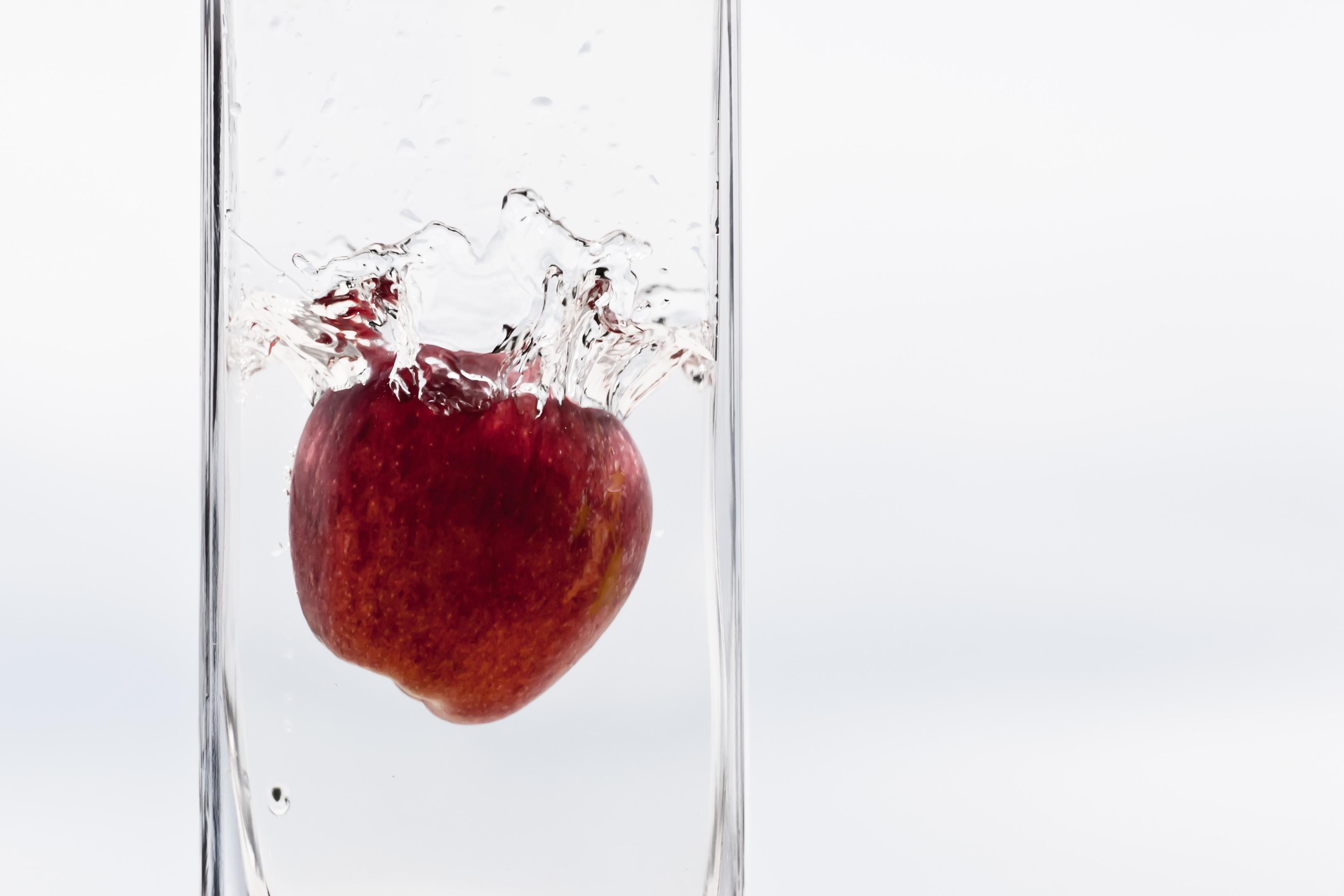 Apple, photo by Andrew Barron