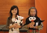 Stuffed Creatures at Design Exchange's March Break Camp