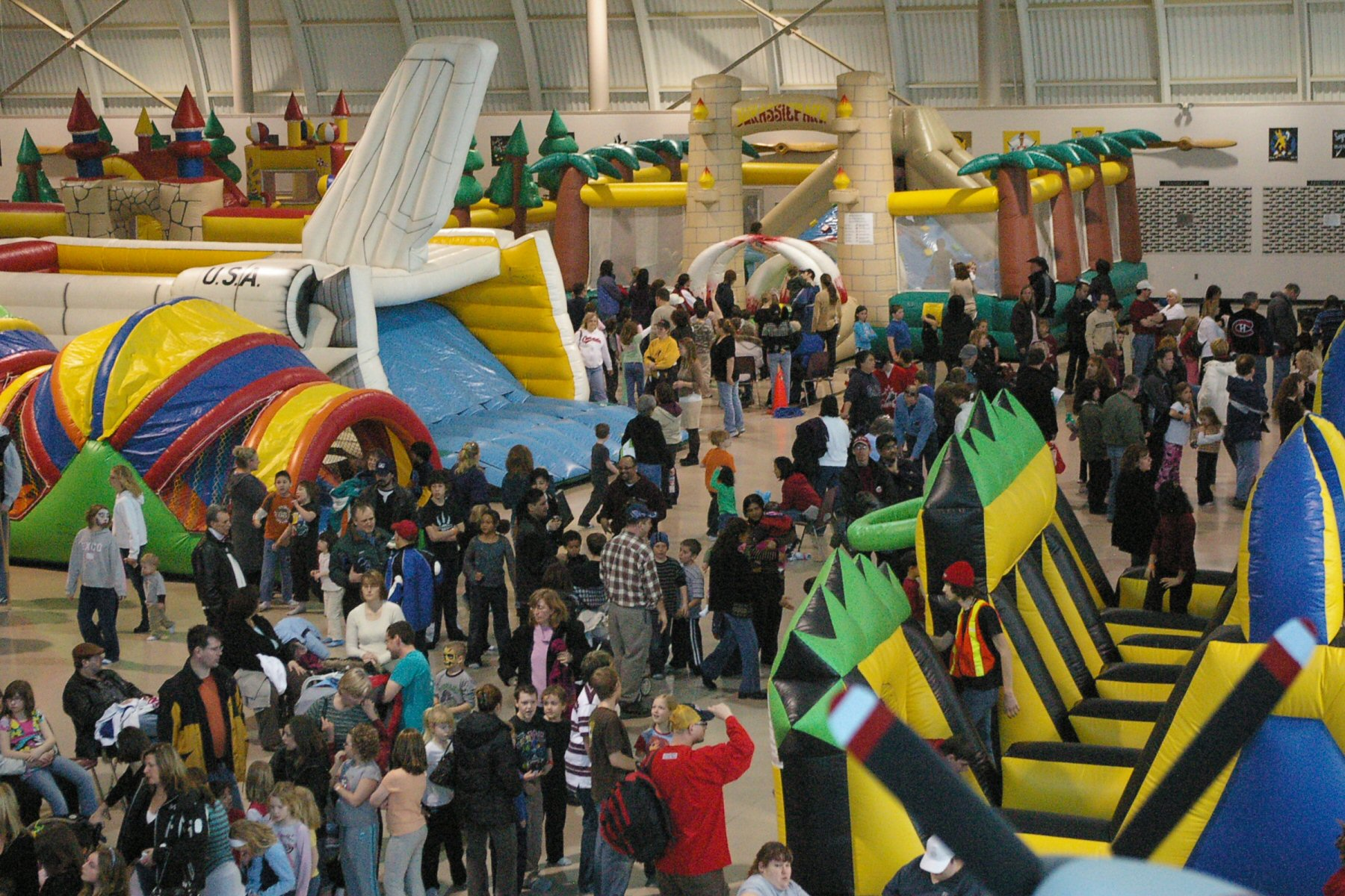 Toronto Kids Fest on Family Day Weekend